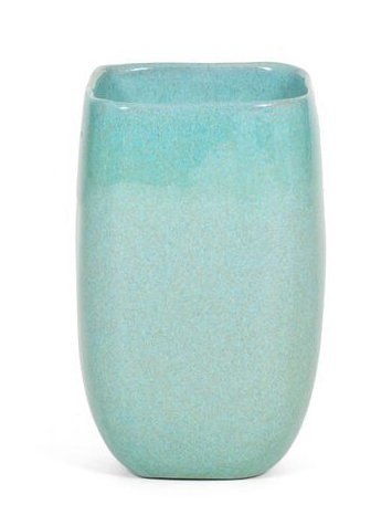 Frg Objects Design Art Large Turquoise Vase