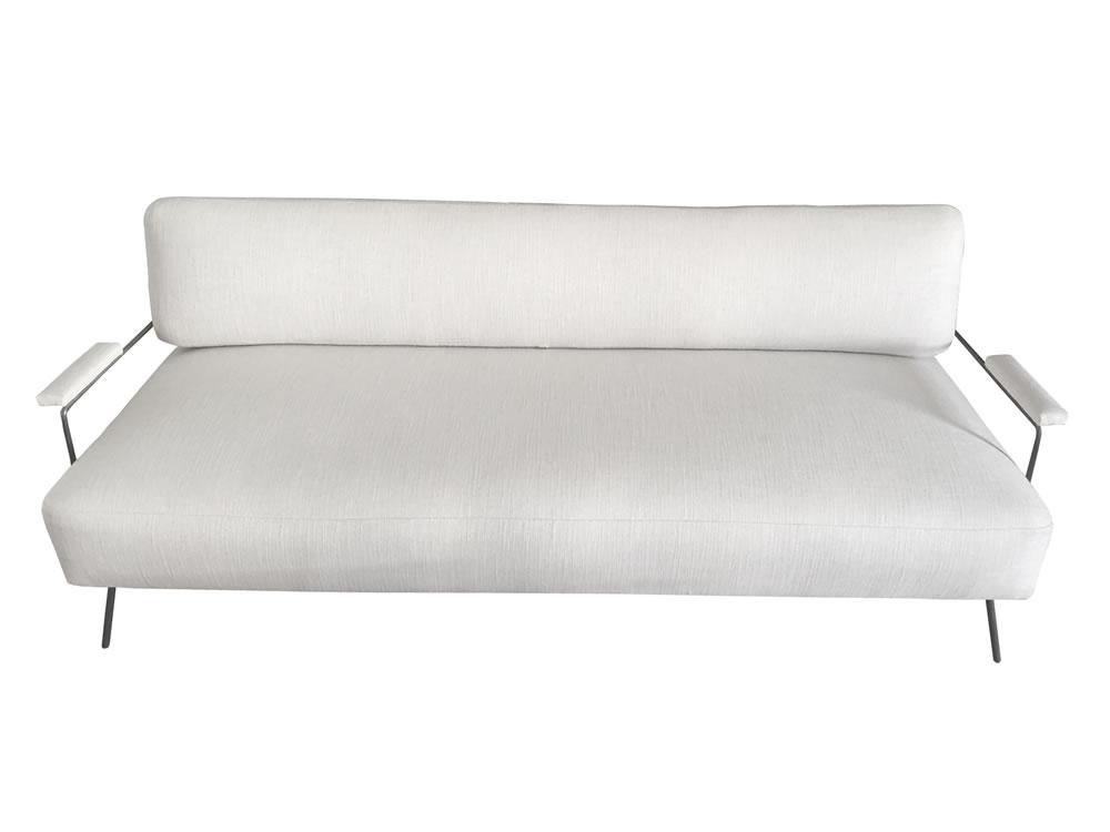 FRG Objects & Design / Art – Mid-century convertible sofa